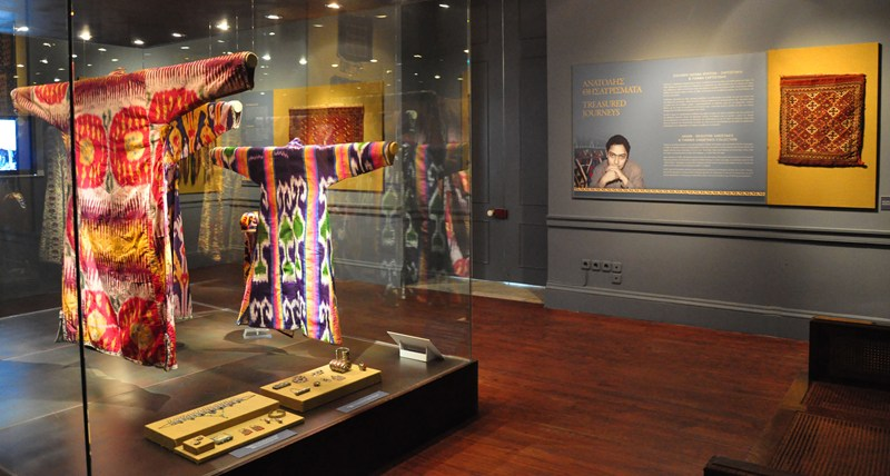 Rug Amp Textile Gifts To The Corfu Museum Of Asian Art Hali